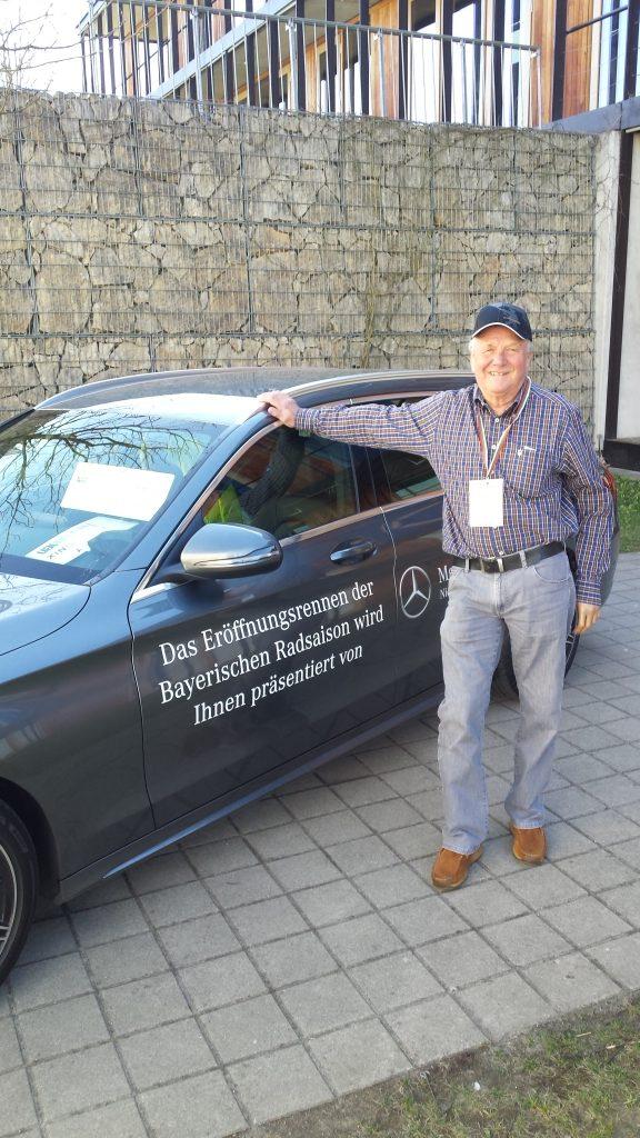 Rennleiter Walter Klein