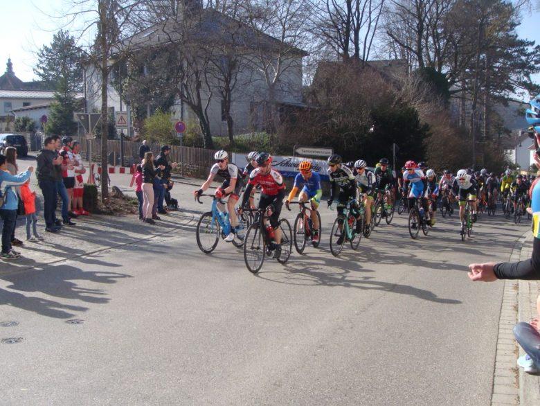 Hauptrennen Peloton